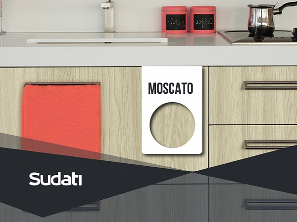 PAINEL MDF MOSCATO 15mm 2F 275 x 60cm SUDATI